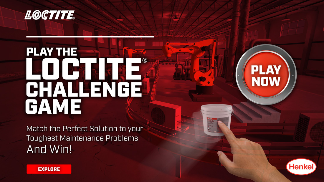 Interactive Experience for Henkel Loctite